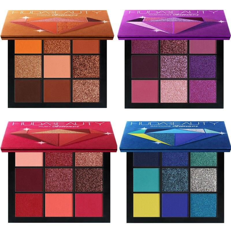 Obsessions Eyeshadow Pallete Fonsany