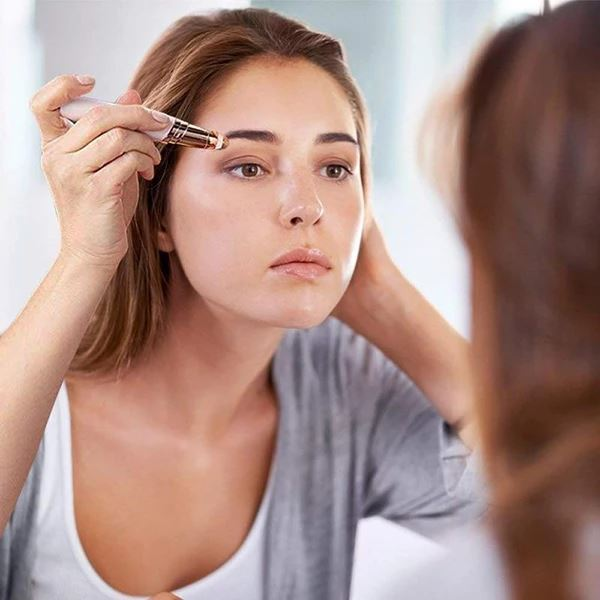 Special Eyebrow Trimmer EpilationLimitations