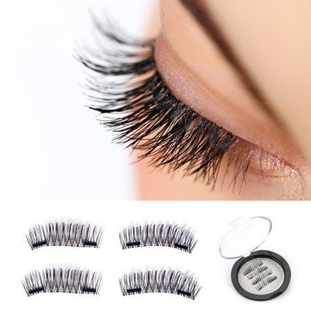 Super Eye 4Pcs | 3 Seconds Lash Magnetic Eyelash Kit Fonsany
