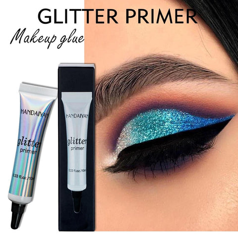 Waterproof Glitter Sequined Primer Eye Makeup Glue Fonsany
