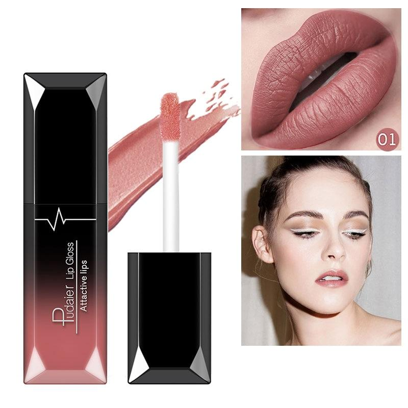 Waterproof Long-Lasting Matte Velvet Liquid Lipstick Lip gloss Fonsany