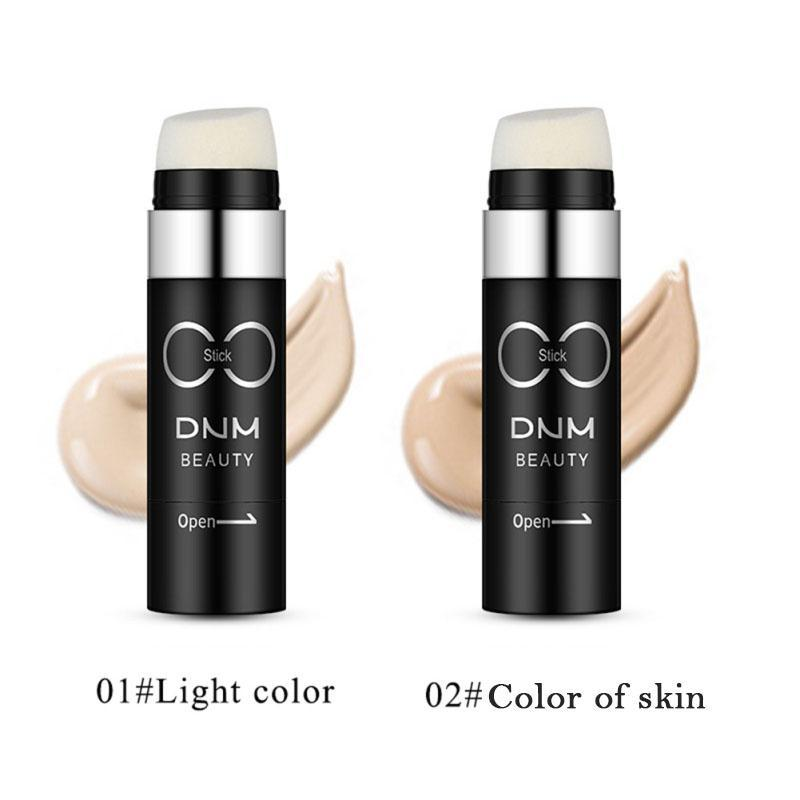 Whitening CC Stick Quick-Fix Moisturizing Concealer Cream Fonsany #1 Lvory+#2 Natural