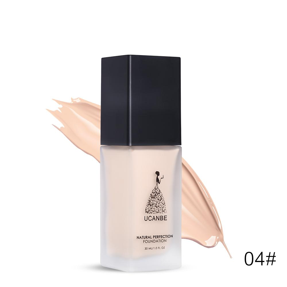 Whitening Natural Perfection Liquid Foundation Fonsany 4