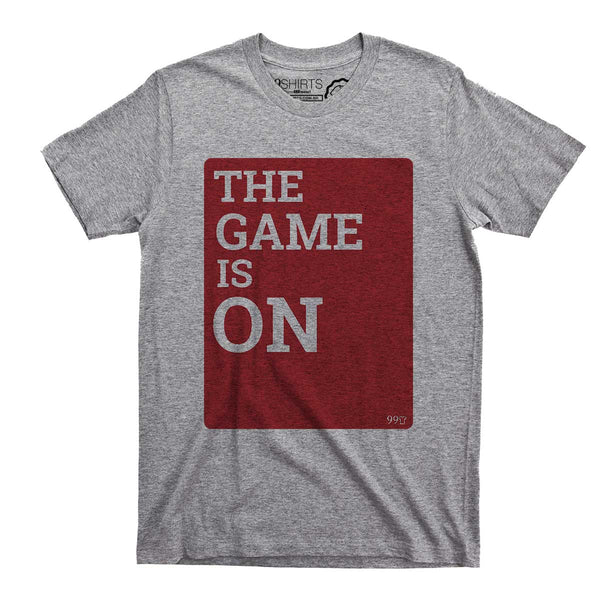 Camiseta Gola C - The Game is On