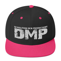 DMP w/ Mr Clef on Back Snapback Hat
