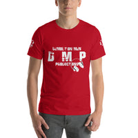 DMP Short-Sleeve Unisex T-Shirt - White Logo