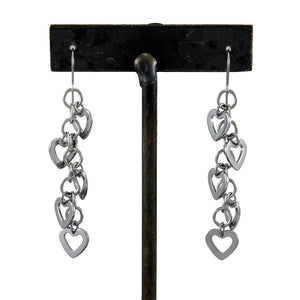 VALENTINE'S Long Chain Earrings