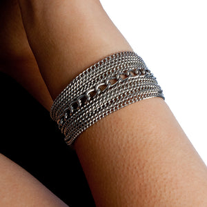 GLAM Center Chain Bracelet