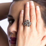 GOTHIC Diamond Ring