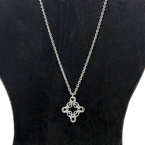 GOTHIC Small Diamond Pendant