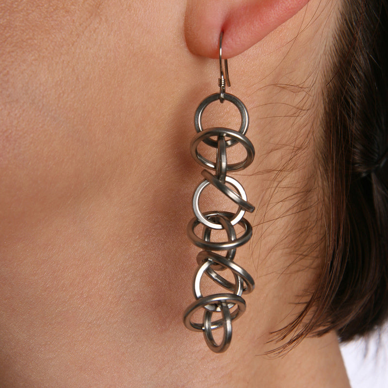 HALO Architectural Earrings