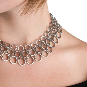 HALO Collar Necklace