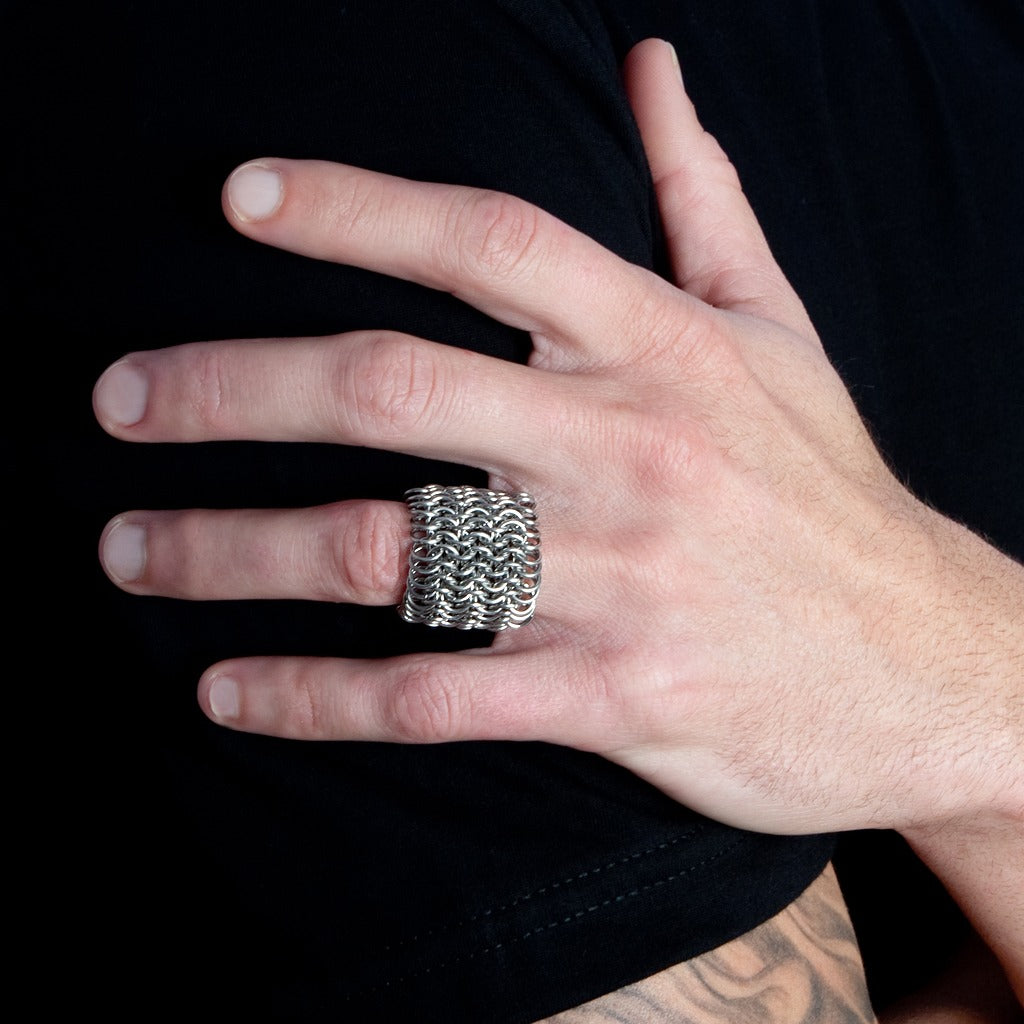 HIS Square Ring
