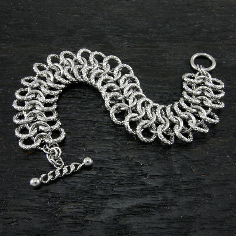 LUXE 2-Row Toggle Bracelet