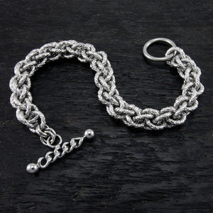 LUXE JPL Chain Toggle Bracelet