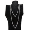 LUXE Extra-Long Nest & Chain Necklace