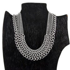 LUXE 3-Row Necklace
