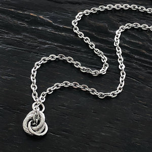 LUXE Small Nest Pendant