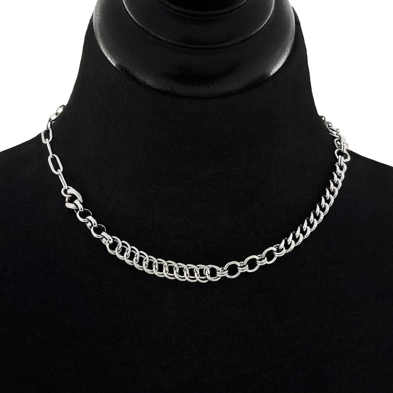 METAL Thin Mashup Choker