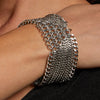 METAL Medium Triangle Bracelet