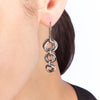 NEST Triple Descending Earrings