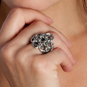 NEST Flower Ring