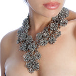 ONE OF A KIND Botanical Neckpiece