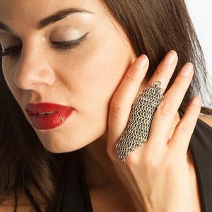 PURE Diagonal Sheath Ring