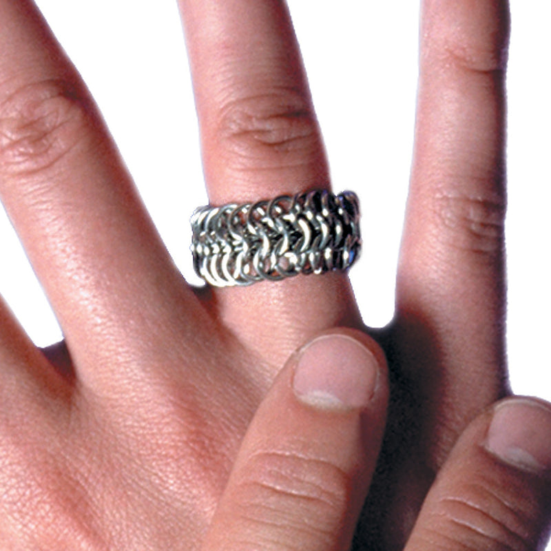 PURE Maille Band Ring