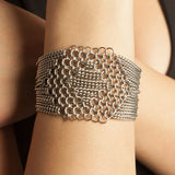 SLINKY Hexagon Bracelet