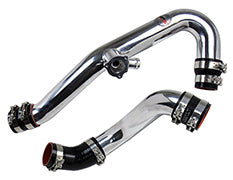 HPS Performance Intercooler Turbo Charge Pipe Hot Cold Side Increase Horsepower OEM Upgrade