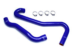 HPS Reinforced Silicone Radiator Coolant Hose Kit Heater Intercooler Turbo