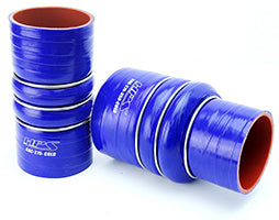 HPS High Temp Reinforced Silicone Charge Air Cooler CAC Hose Cold Side Bellow Turbo Diesel