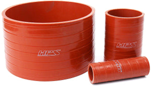 HPS 1/4 inch Ultra High Temp Aramid Reinforced Silicone Coupler Hoses