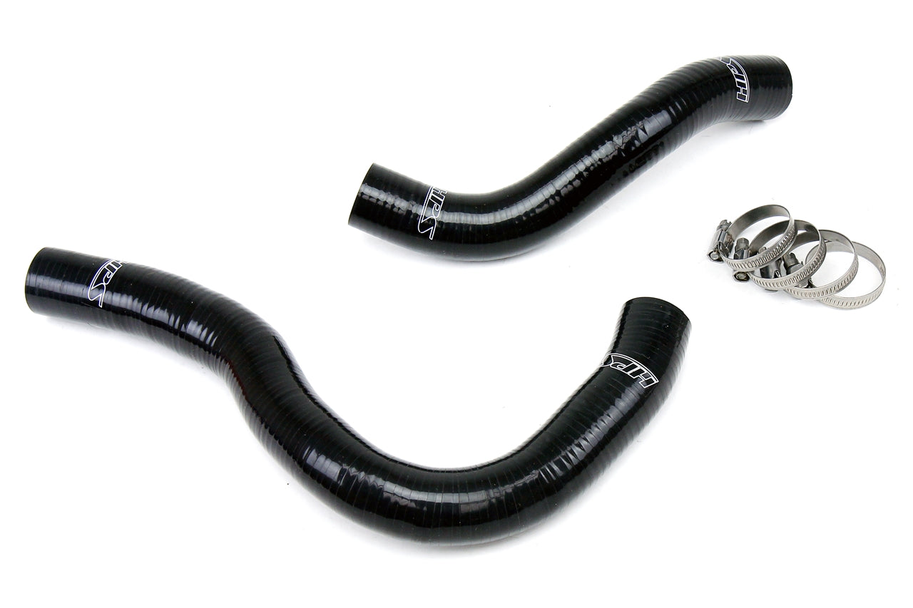 HPS Black Silicone Radiator Hose Kit 2002-2005 Honda Civic Si 57-1020-BLK