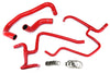HPS Red Silicone Radiator + Heater Hose Kit 2005-2008 Dodge Magnum SRT8 SRT 8 6.1L V8 57-1327-RED