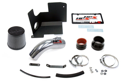 HPS Shortram Air Intake Kit 2012-2015 Honda Civic Si 2.4L 827-111P