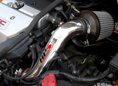 HPS Performance Shortram Air Intake Kit Installed 2002-2006 Acura RSX Type-S 2.0L 827-121R