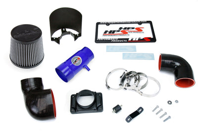 HPS Shortram Air Intake Kit 1991-1999 Dodge Stealth DOHC V6 3.0L Non Turbo 827-151BL