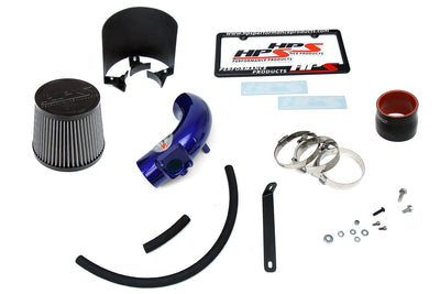 HPS Shortram Air Intake Kit 2006-2007 Mazda Mazda5 2.3L Non Turbo 827-165BL