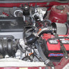 HPS Performance Shortram Air Intake Kit Installed 2005-2008 Toyota Corolla 1.8L 827-500P