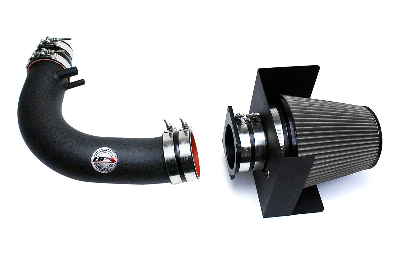 HPS Performance Shortram Air Intake Kit 2001-2003 Ford Lobo 5.4L V8 827-540WB