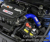 HPS Performance Cold Air Intake Kit 2009-2014 Acura TSX 2.4L installed as Shortram Intake 837-105BL