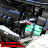 HPS Performance Cold Air Intake Kit 2003-2004 Toyota Corolla 1.8L installed as Shortram Intake 837-513P
