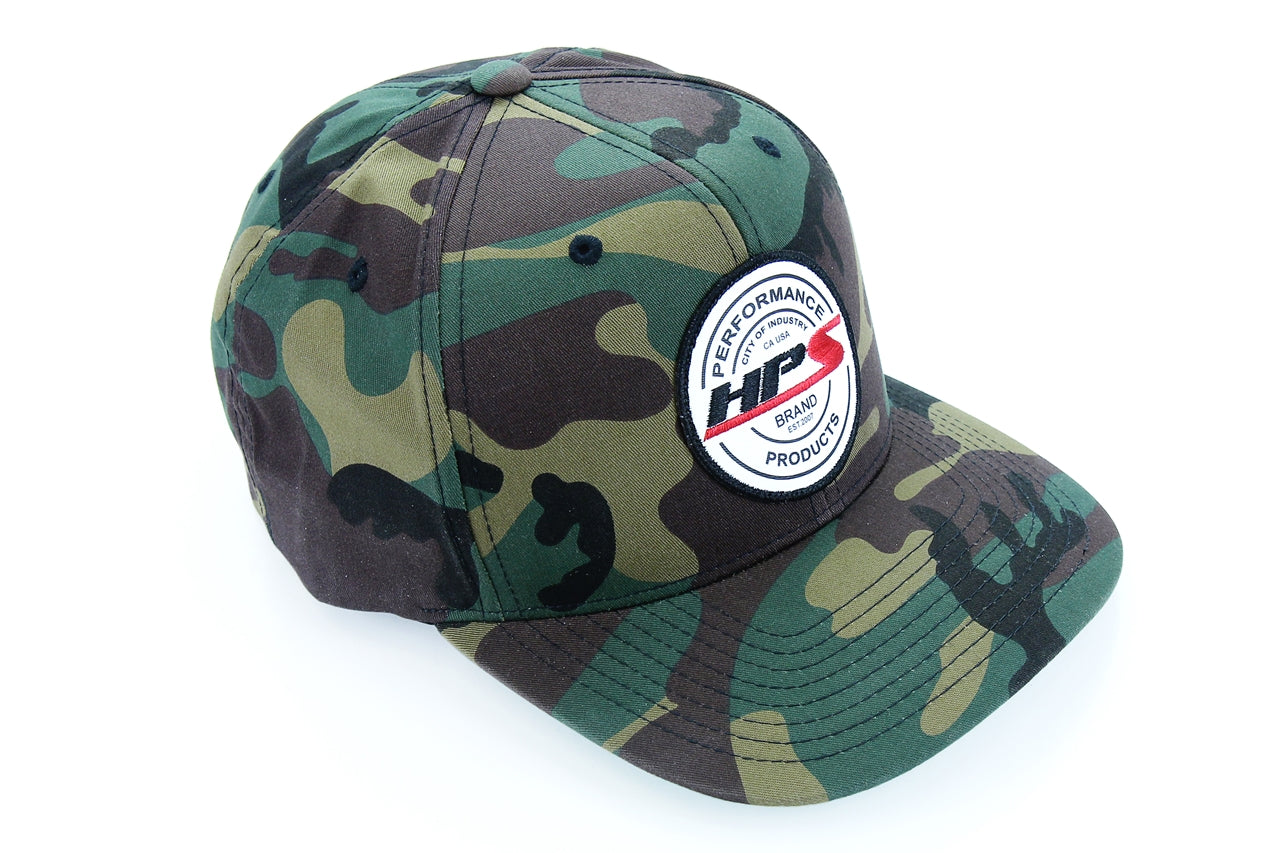 HPS Performance Snapback Camouflage Hat