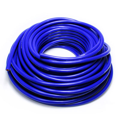 HPS 5/8 inch Blue Silicone Heater Hose Tubing Coolant Overflow Air Tube High Temp Reinforced 16mm HTHH-062-BLUE