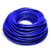 HPS 7/8 inch Blue Silicone Heater Hose Tubing Coolant Overflow Air Tube High Temp Reinforced 22mm HTHH-087-BLUE