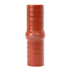 HPS 7/8 inch ID 6 inch Long Silicone Straight Hump Coupler Hose Hot High Temp 4-ply Aramid Reinforced 22mm SHC-087-L6-HOT