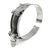HPS Marine Grade 316 Stainless Steel T-Bolt Hose Clamp 6.26 - 6.57 inch (159mm-167mm) - SAE # 172