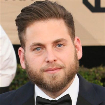How-To: Jonah Hill's Slicked-Back Pomp and Beard Combo